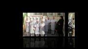 مراسم روز عصای سفید