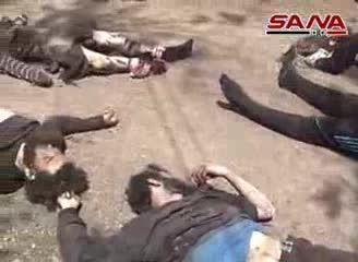 هلاکت تروریستها در «خان الشیح» در حومه دمشق