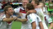 آلمان،قهرمان جام جهانی 2014