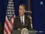 اواز خواندن باراک اوباما (مرا صدا بزن شاید...)