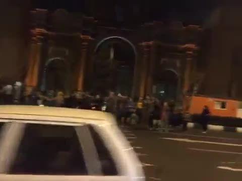 توافق هسته ای؛ سرود ای ایران مردم مقابل وزارت خارجه