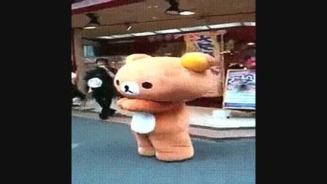رقص عروسکی!