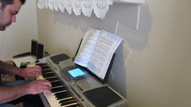 تمرین 66 از کتاب بیر (پیانو)