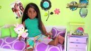 آموزش دوخت شلوارک برای عروسک - آموزش های دخترانه