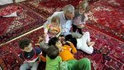 فرزند بیشتر زندگی شادتر .... فرزند کمتر = بی فرهنگی