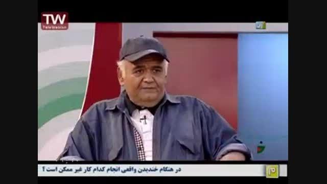 «سینمای جشن پاره ای» به روایت اکبر عبدی