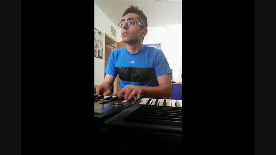 اجرای آهنگ بخشش از امیر عباس گلاب توسط شایان
