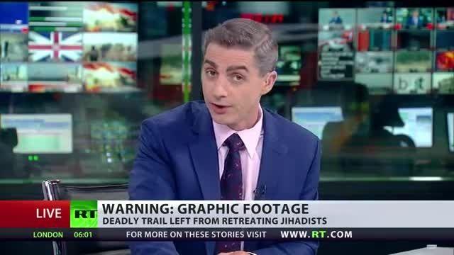 گزارش خبرنگار روسی ار روستای تازه ازاد شده در سوریه