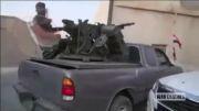 درگیری شدید ارتش سوریه با شورشیان جیره خوار سعودی