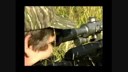اسلحه تک تیرانداز روسی اس وی دی دراگانوف