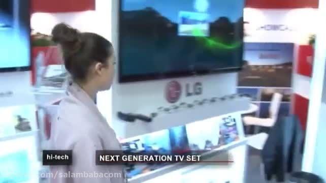 تلویزیون ها با وضوح تصویر بسیار بالا