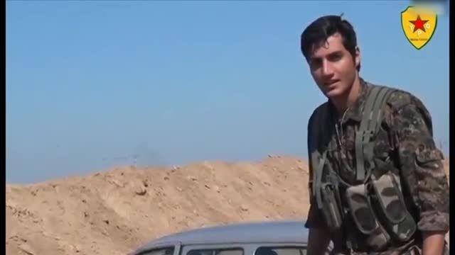 شهروندانی ایرانی که با داعش می جنگند