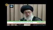پاسخ مقام معظم رهبری به دکتر حسن روحانی