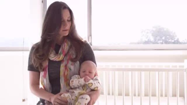 گجتی آرام بخش برای نوزادان بی قرار
