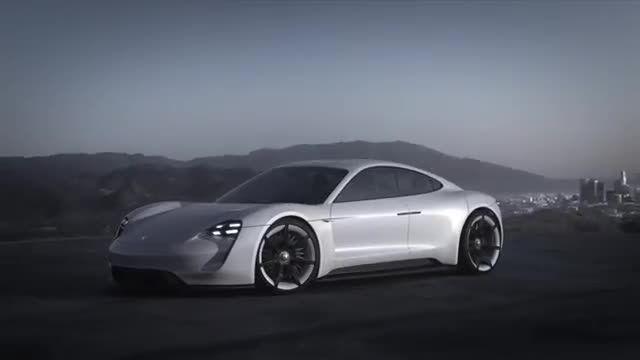 معرفی خودروی تمام الکتریکی پورشه