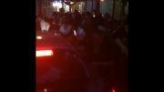 هجوم مردم به طرف محمدرضاگلزار!