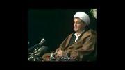 هاشمی رفسنجانی- پرسش و پاسخ انتخاباتی با خبرنگاران خارجی