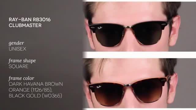 خرید اینترنتی عینک آفتابی کلاب مستر
