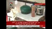 سوریه - جبار - به دست آمدن مواد شیمیایی از تروریست ها
