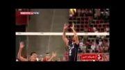 ایران – آلمان؛ تاریخ سازی در والیبال