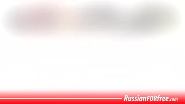 آموزش زبان روسی - مشتری در هتل