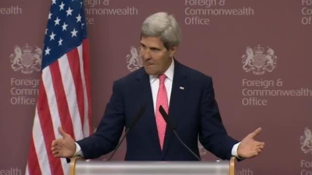 ادعاهای سرتاسر غلط جان کری درباره بشار اسد