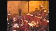 حمله به اکبر اعلمی درمجلس هنگام سوال از زنگنه وزیر نفت!