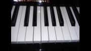 تقویت گوش در درک نُت های موسیقی بکمک پیانو