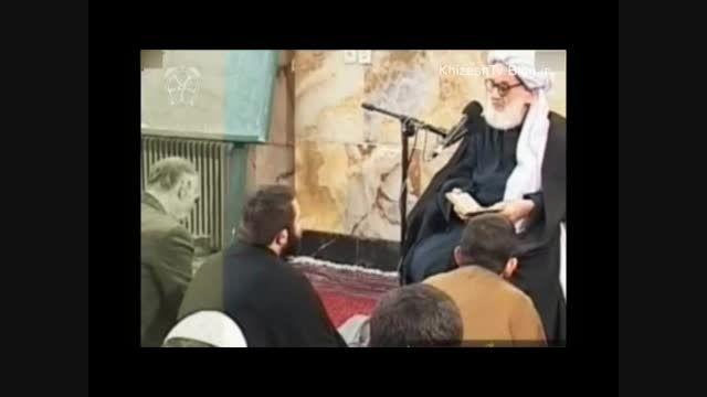 آیت الله مجتهدی تهرانی | قبولی اعمال در گرو قبولی نماز