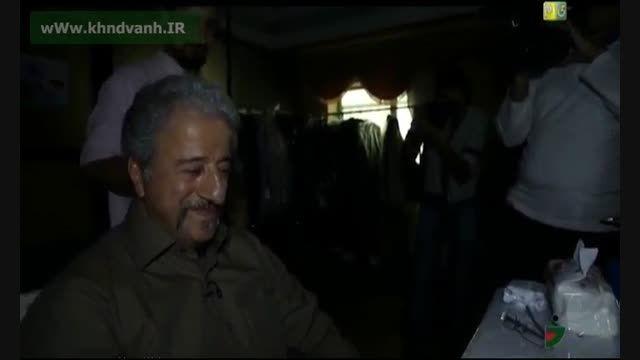 گزارش آماده سازی جواد رضویان و علیرضا خمسه