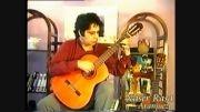 اجرای آهنگ Aranjuez  توسط استاد ناصر رسا