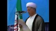تنفیذ ریاست جمهوری هاشمی توسط مقام معظم رهبری