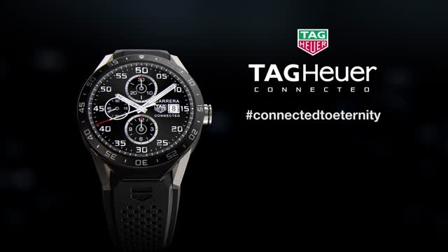 ساعت هوشمند لوکس اندرویدی Tag Heuer