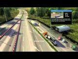 تریلر بازی Euro Truck Simulator 2
