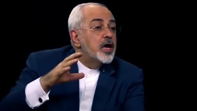 اظهارات ظریف و خشم خبرنگاران فارسی زبان شبکه های دولتی