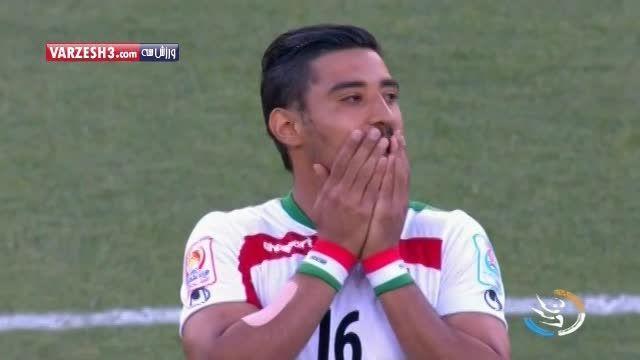 جریمه ۱۰ هزار دلاری ایران در جام ملتهای آسیا$محمود تبار
