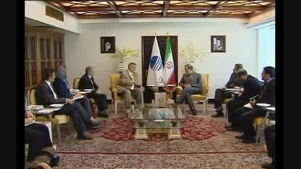 یان کوبیش: خواهان افزایش همکاری با ایران هستیم