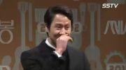 هان هیو جو در نشست خبری فیلم  cest si bon  - پارت دوم