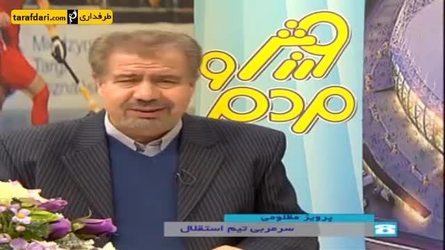 درخواست مظلومی برای لغو ممنوع التصویری علی ضیا