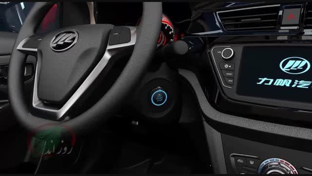 کلیپ تبلیغاتی بررسی خودروی suv جدید لیفان-لیفان X50
