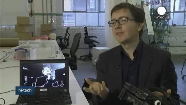 عینک هوشمند برای نابینایان