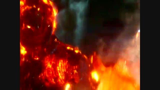 فیلم مردان ایکس (x-men) -مبارزه با پاسبان ها