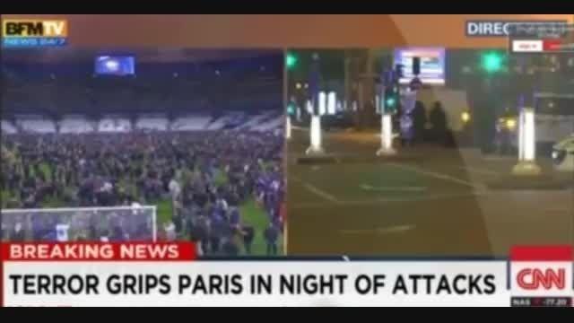 150 کشته در عمل تروریستی داعش در فرانسه