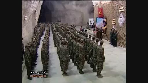 پایگاه موشکی محرمانه زیرزمینی ایران در عمق ۵۰۰ متری