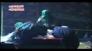 تعزیه شهادت حضرت زهرا (س) - قسمت { وداع آخر حضرت زهرا(س) با فرزندان و حضرت علی(ع)  } چکیده ماتم - 1391