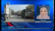 نخستین گزارش خبرنگار العالم از داخل حمص