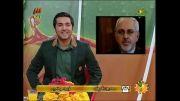 گریه محمد جواد ظریف در گفتگو با برنامه زنده