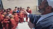 ورزش قرآنی دانش آموزان ابتدایی مجتمع ارض اقدس