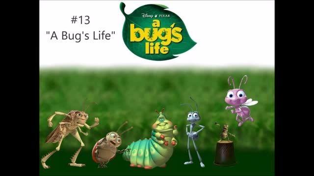 رتبه بندی انیمیشن های پیکسار، از بدترین به بهترین