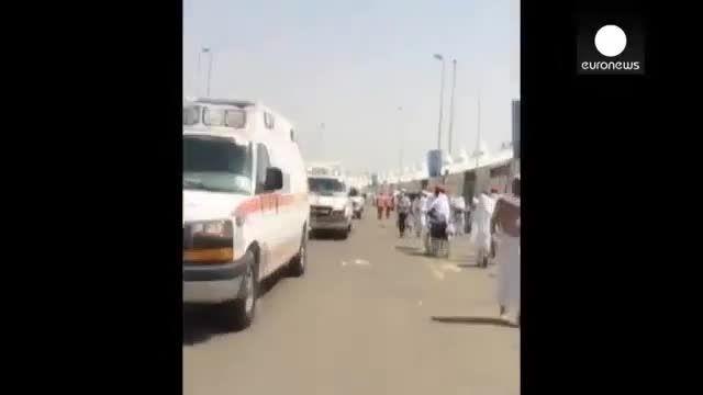حادثه مکه با 2000 کشته و بیش از 2000 زخمی